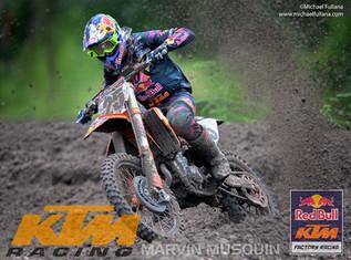 Pro Rider Marvin Musquin