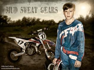 Track side portrait