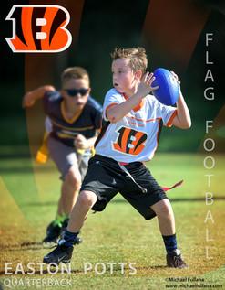 The Little Quarterback