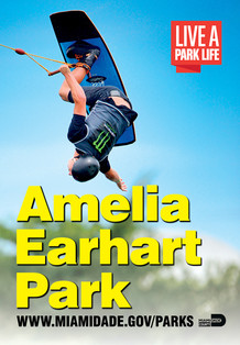Ad for Miami-Dade Parks