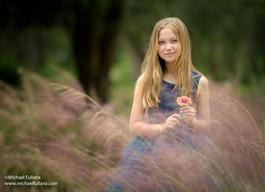 Little Ellie the model