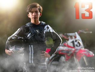 MX Rider Portrait