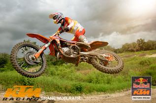 Pro Rider Shane McElrath