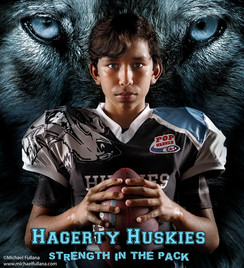 Hagerty Huskies Pride