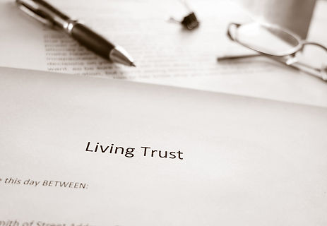 How Assets Get Into A Trust top estate attorney trust estate lawyer estate planning living trusts