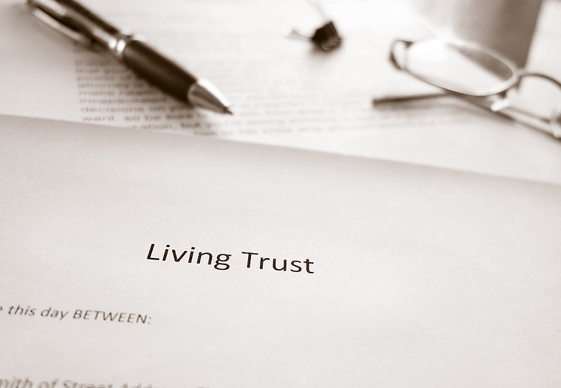 how assets get into a trust, trust lawyer, estate lawyer, estate planning, living trust, creating a trust, making a trust, how to make a trust