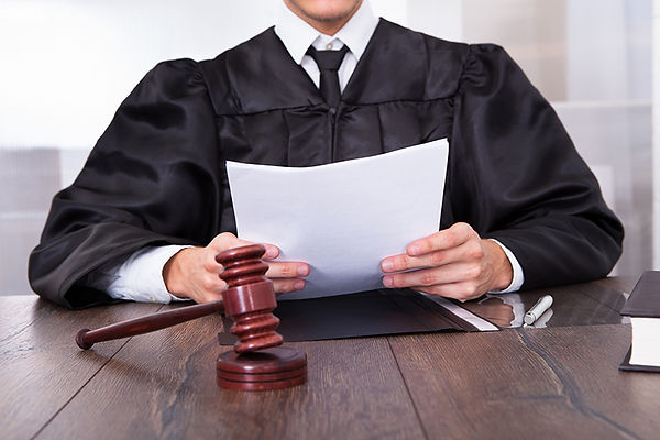 judge closeup, undue influence on the elderly, influencing someone's will, taking advantage of elderly person's will, forcing changes of a will, proving undue influence