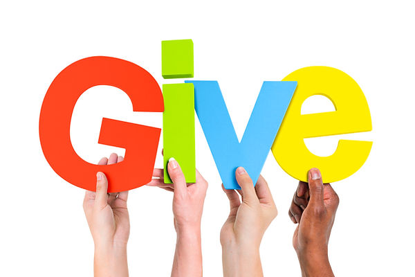 hands holding give, put giving into your estate plan, incorporate giving into estate plan, give to charity in your estate plan, put charity in my will, donate money in my will, donate money in my estate plan