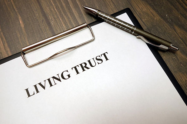 clipboard, how assets get into a trust, trust lawyer, estate lawyer, estate planning, living trust, creating a trust, making a trust, how to make a trust
