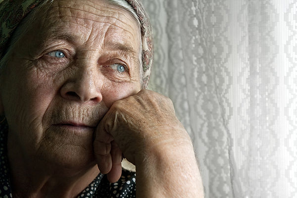 lonely elderly person, undue influence on the elderly, influencing someone's will, taking advantage of elderly person's will, forcing changes of a will, proving undue influence