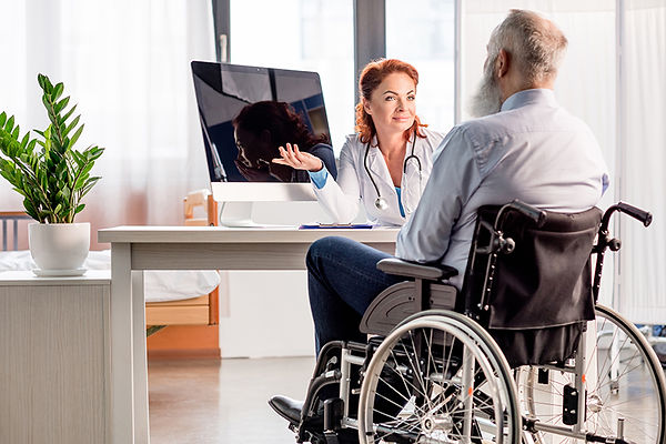 wheelchair, planning for incapacity, family estate planning, financial plan for disability