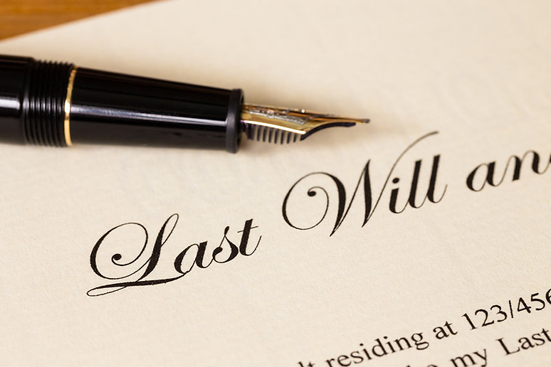 dying without a will top estate attorney trust and estate lawyer or estate planning