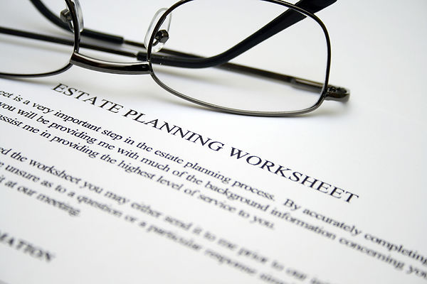 estate planning worksheet, how assets get into a trust, trust lawyer, estate lawyer, estate planning, living trust, creating a trust, making a trust, how to make a trust