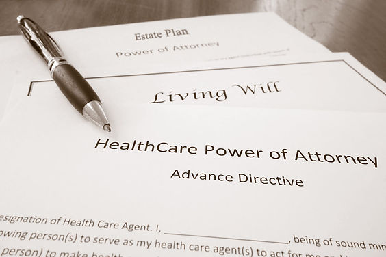 directive types Advance Healthcare Directive top estate attorney trust and estate lawyer or estate planning