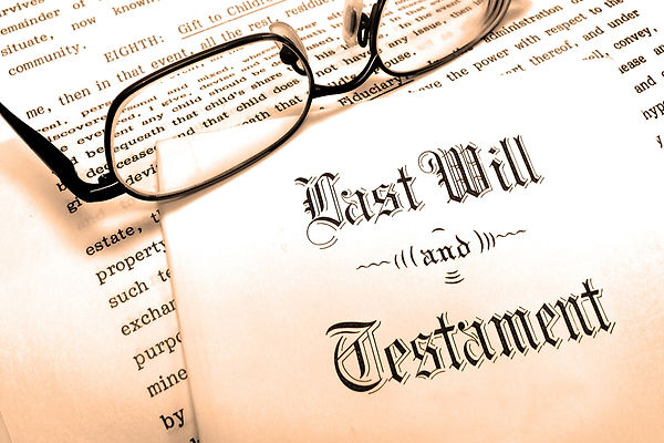 plan will and glasses, put giving into your estate plan, incorporate giving into estate plan, give to charity in your estate plan, put charity in my will, donate money in my will, donate money in my estate plan