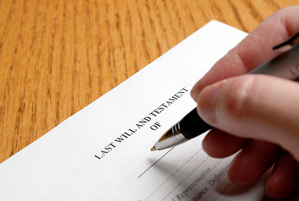 signing will, estate planning life events, changing will after big life events, amend my estate plan, update estate plan