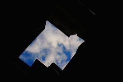 03 Traboules bleu Lyon   Urban Pix