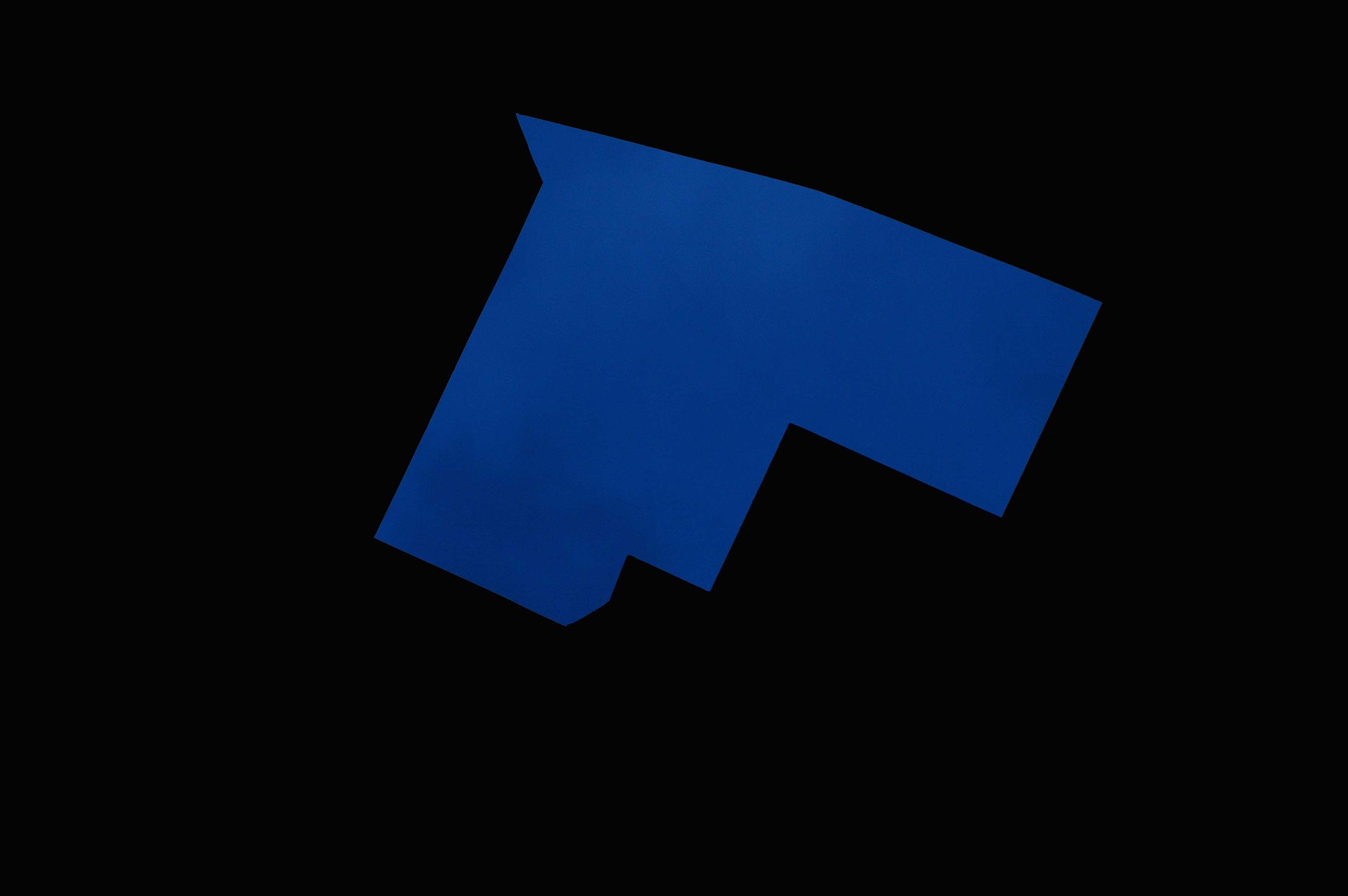 01 Traboules bleu Lyon | Urban Pix