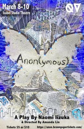 ''Anon(ymous)'', 2018