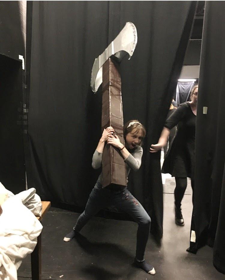 Olaf The Viking 2017