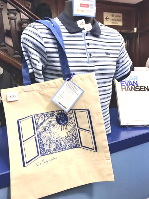 ''Step into the Sun'', on sale at Dear Evan Hansen