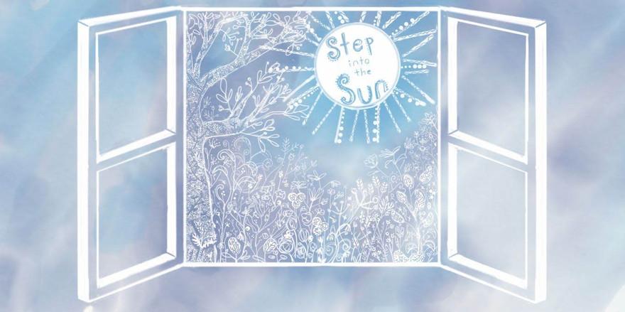 ''Hansen Blend'' version of the 'Step into the Sun' design