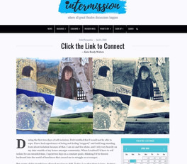 """Intermission Article: """"Click The Link To Connect"""""""