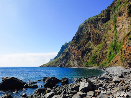 The Rock Beaches of Madeira