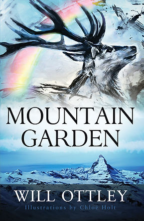 Mountain Garden, Inspirational Book by Will Ottley