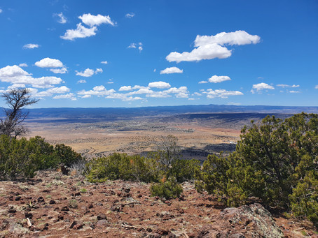 Great Western Loop: Day 30-39: Grants to Chama