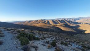 Great Western Loop: Day 189 - 193: Lone Pine to Tehachapi