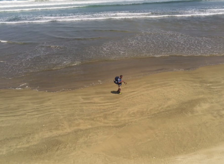 Drone footage North Island: Day 1-49