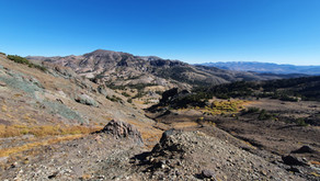 Great Western Loop: 178 - 181: Kennedy Meadows (North) to Mammoth Lakes