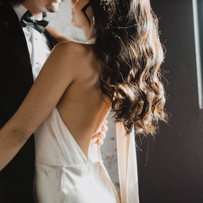 Intimate Bridals with Zed & Andrea