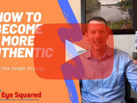 How to become more authentic!
