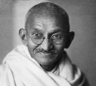 Gandhi's secret to success