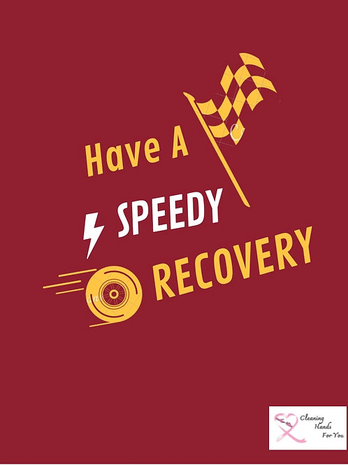 Donor Card-Speedy Recovery