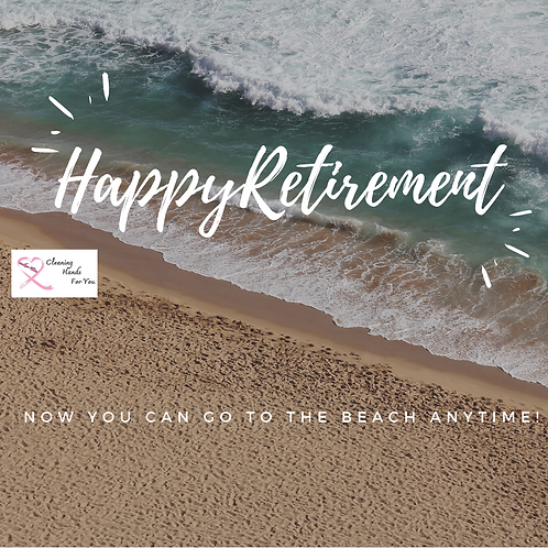 Donor Card- Happy Retirement