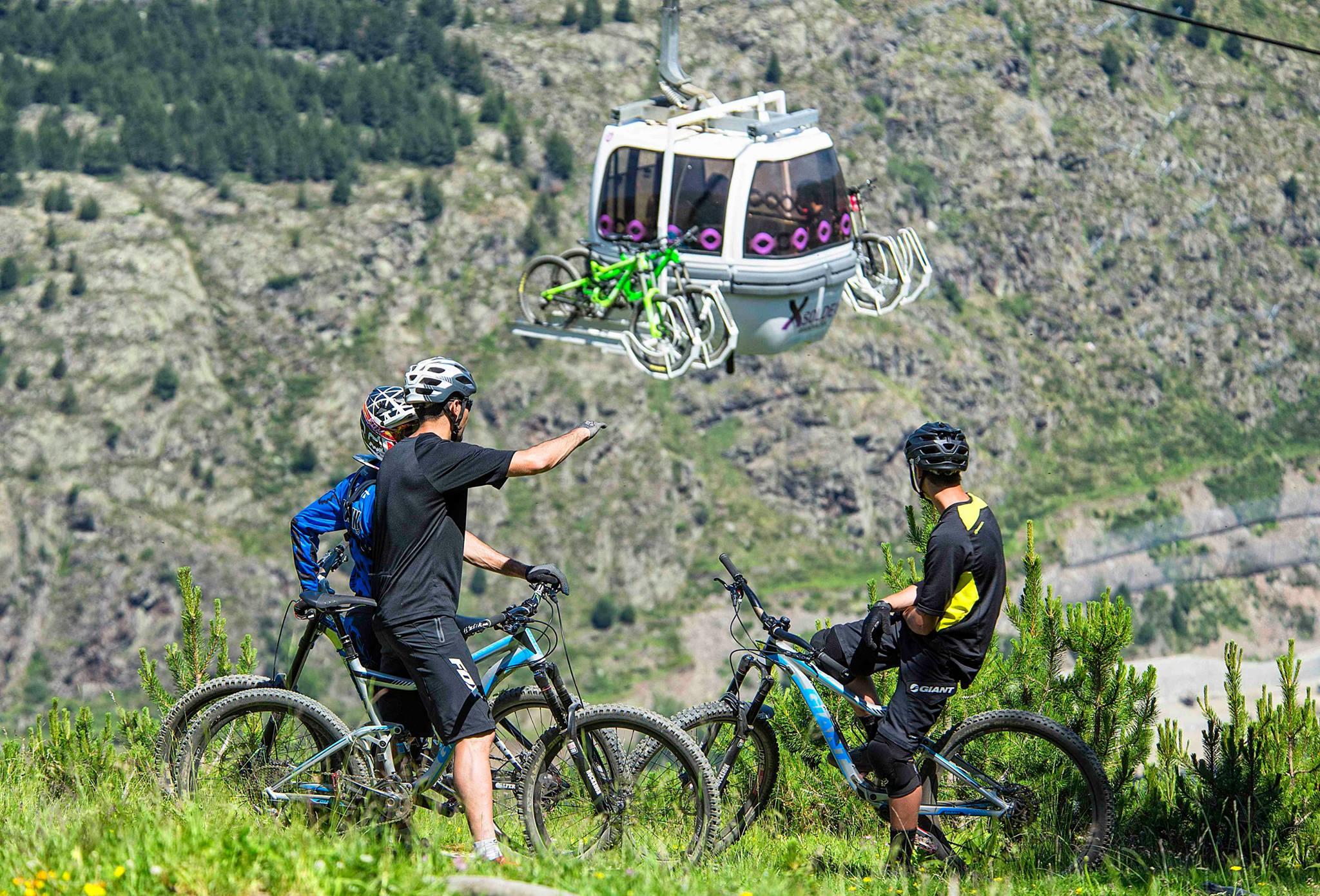 Bike park soldeu
