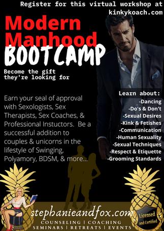 Modern Manhood Bootcamp