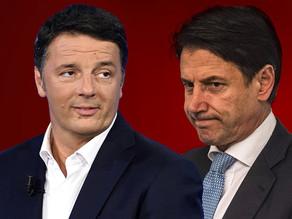 Politica - I rischi del confronto tra Conte e Renzi