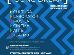 "Al via ""Container Young Dream 2021"""