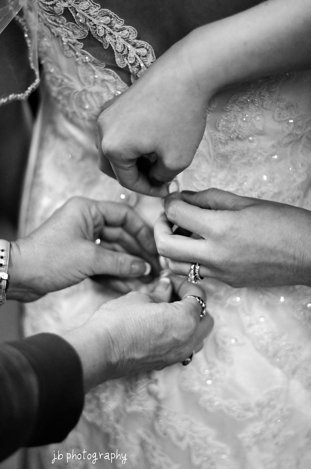 Danielle + Keaton DIY Wedding | Conway, AR Wedding Photographer