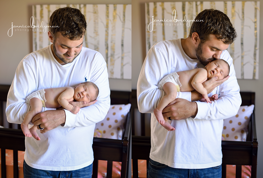 Quindalyn | Lifestyle Newborn Session | Conway, AR Newborn Photographer