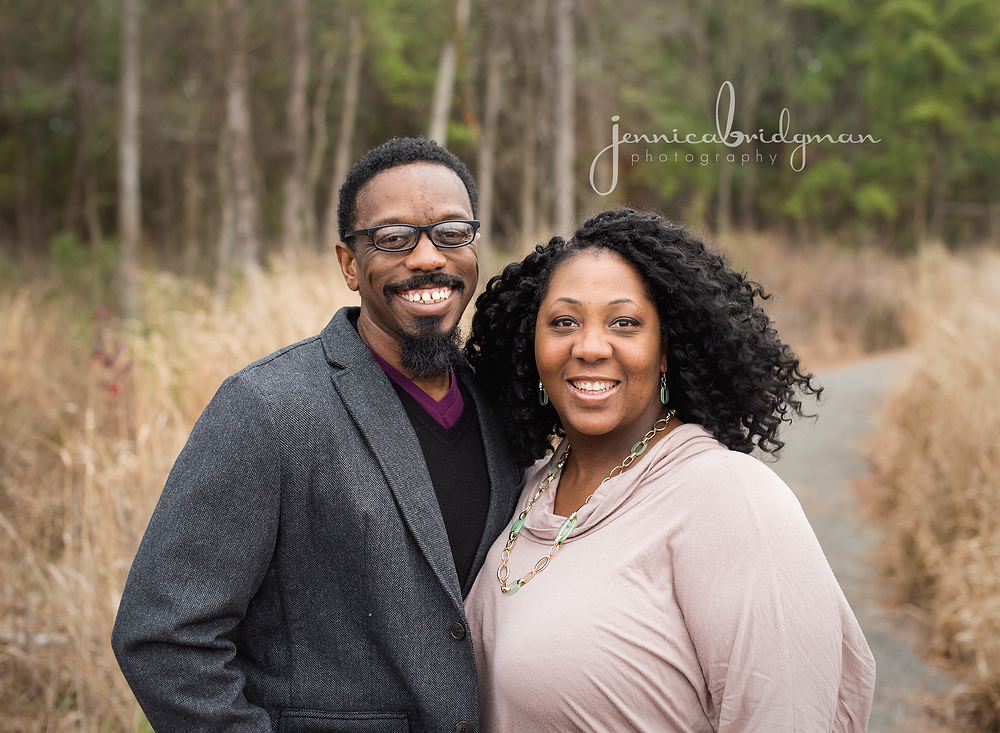 Fletcher Family | Hendrix Village Fall Family Session | Conway, AR Photographer