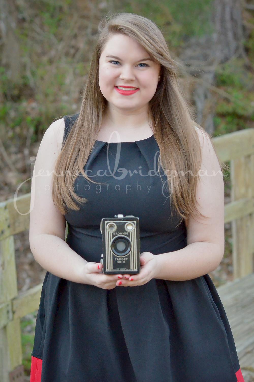 Brooke | Cadron Settlement Park Senior | Conway, AR Senior Photographer