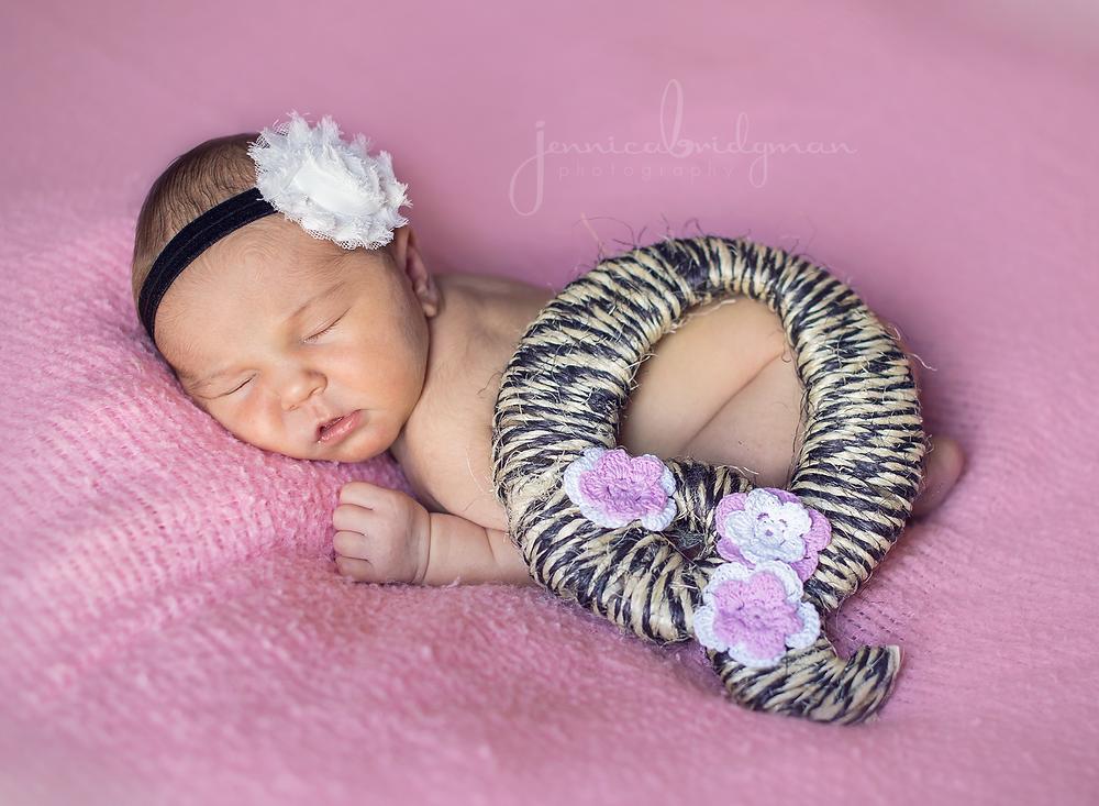 Quindalyn | Lifestyle Newborn Session | Conway, AR Newborn Photographer