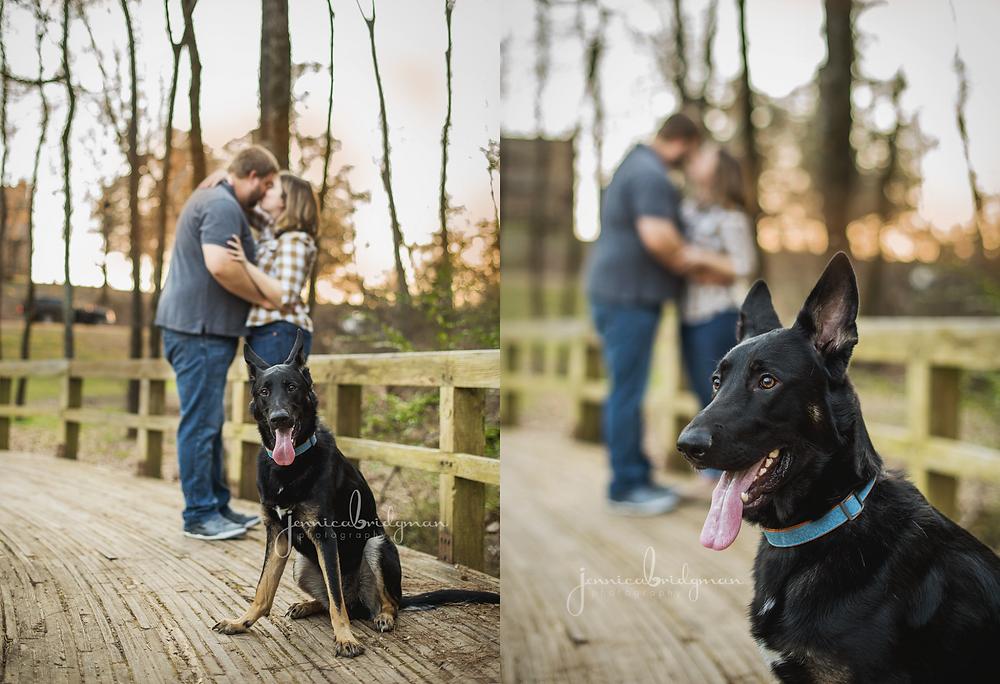 Hayley + Zach | Tucker Creek Park Engagement Session | Cadron Settlement Engagement Session | Jennica Bridgman Photography