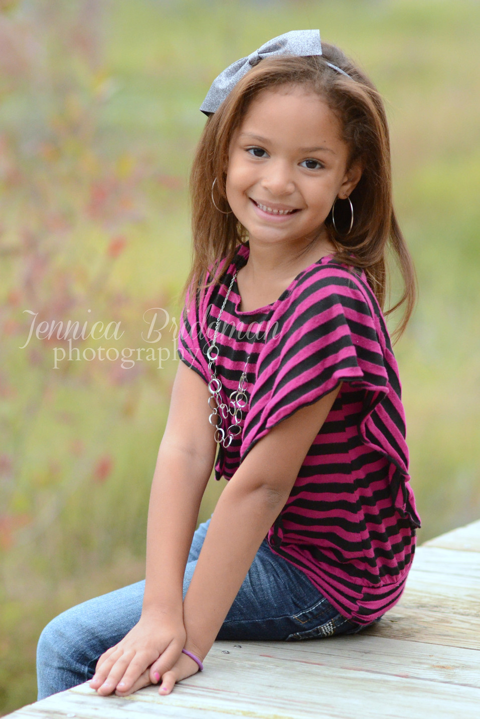 Hendrix Village Photo Session | Conway, AR Child Photographer | Jennica Bridgman Photography