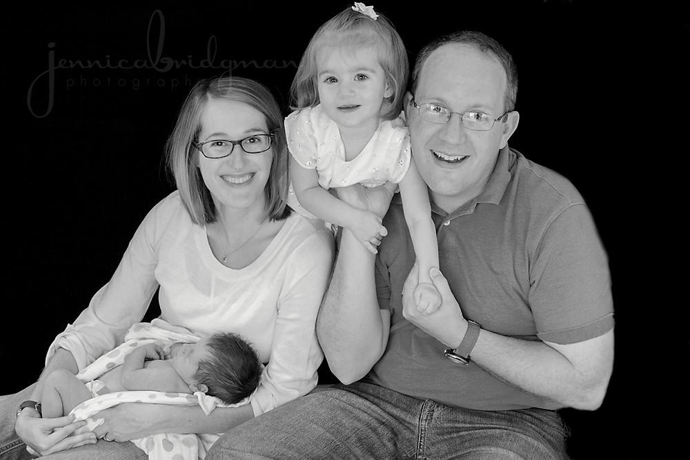 Sweet Baby Boy E | In-Home Newborn Session | Conway, AR Newborn Photographer